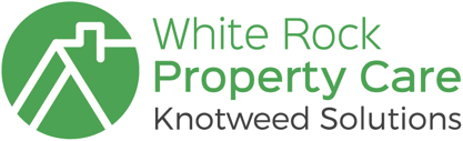 white rock property care swansea logo